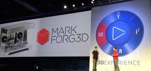 SolidWorksWorld-2014MarkForg3D