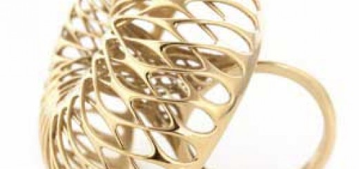 Orbis-3D-printed-gold-ring