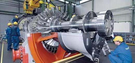gasturbine-Siemens