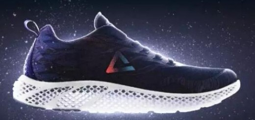 PEEK 3d printing shoes
