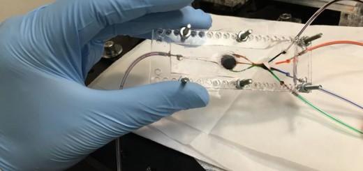 UCLA 3D bioprinter
