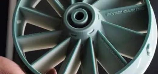 3D SystemWax-1