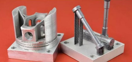 3D part_aluminum_HRL