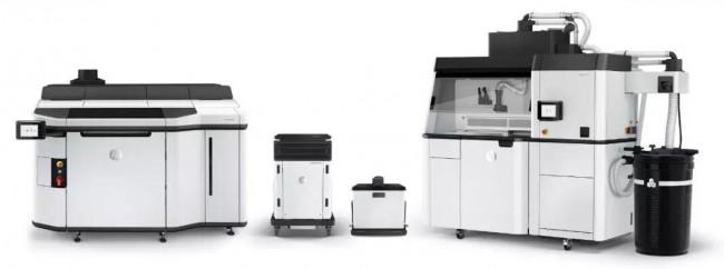 惠普全新3D打印方案亮相2019 TCT深圳展——引领制造业数字化转型
