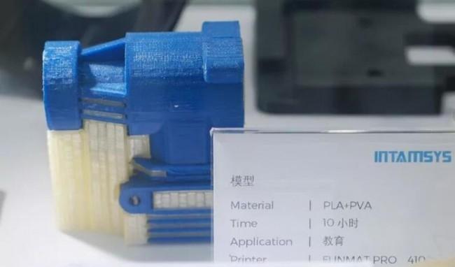 上海远铸工业级高温3D打印机FUNMAT PRO 410,智能双喷头只为更高打印品质