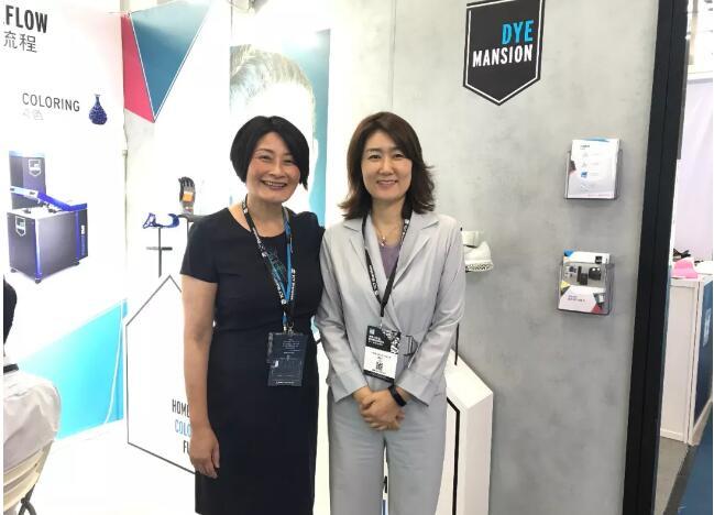 盈普亮相TCT深圳展,发布SLS技术革新演讲, 并与德国DyeMansion签署战略合作