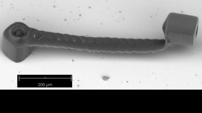 nano 3d printing_cantilever