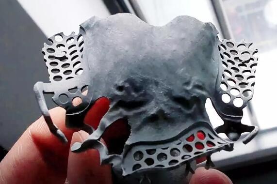 黑格科技Cast 2.0材料支架包埋铸造方案实现又一突破!
