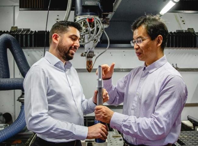 超声波能提高3D打印合金的强度