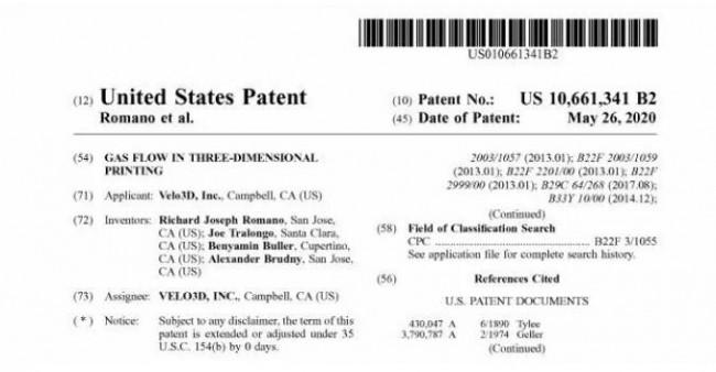 Patent_Velo3D_1