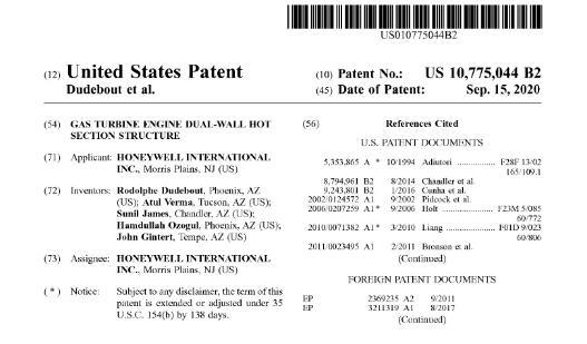 Patent_Honeyw