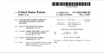 Patent_GE_US10822986B2_1